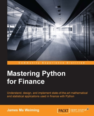 4516OS_Mastering Python for Finance